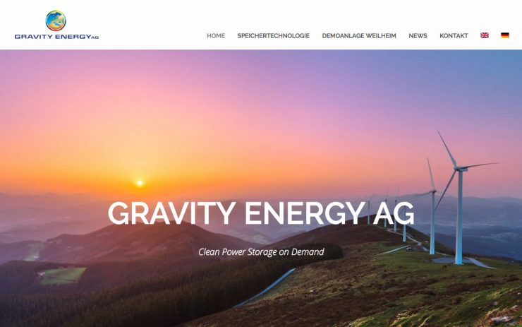 Gravity Energy AG
